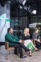 Abbie Cornish At AOL Build Series in NYC
