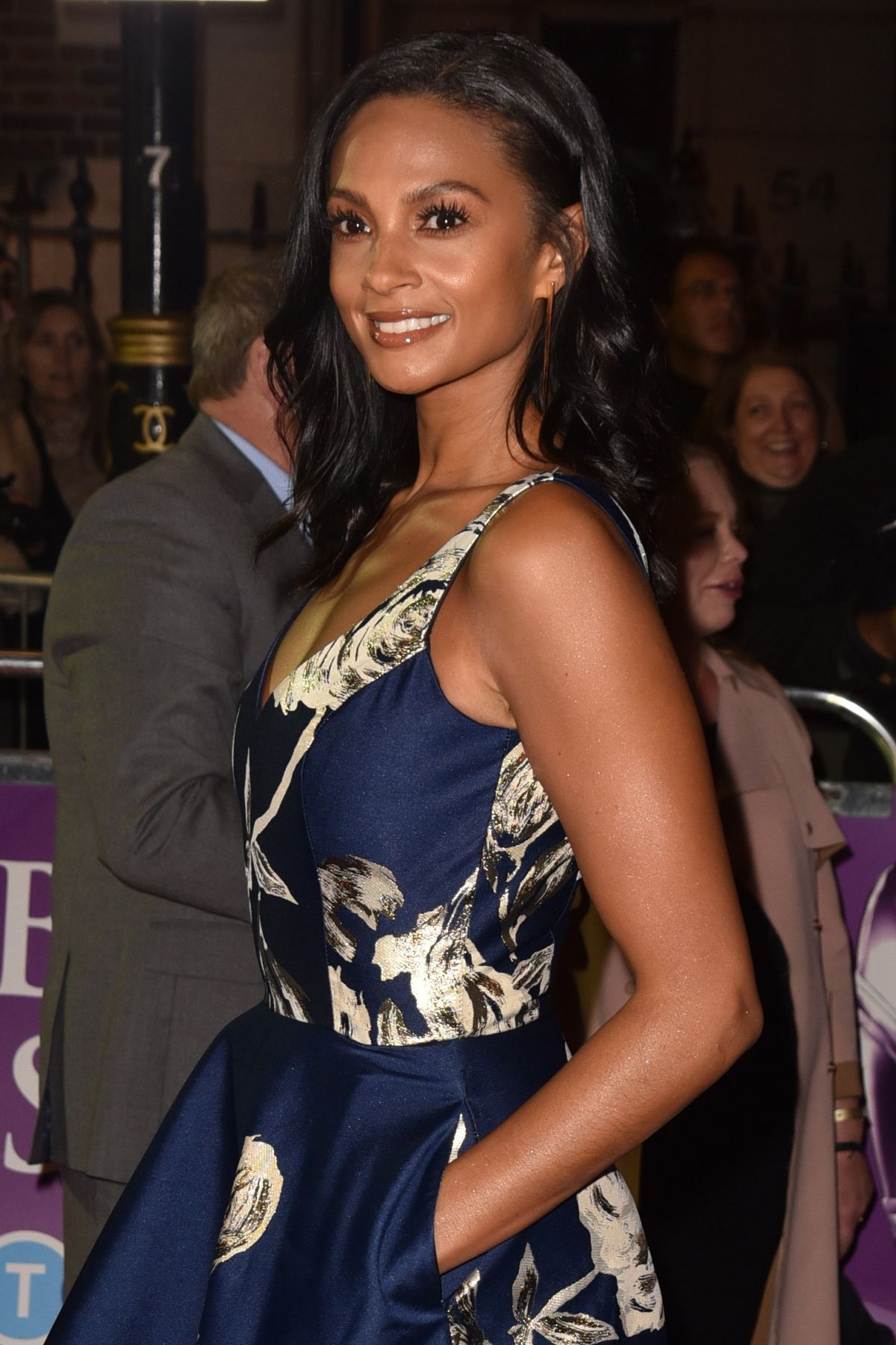 Alesha Dixon At Pride of Britain Awards 2017 in London