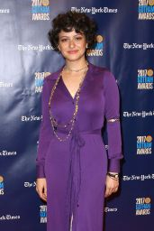 Alia Shawkat At 27th Annual Gotham Independent Film Awards, Arrivals, New York