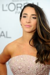 Aly Raisman At Glamour