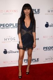 Andrea LeBlanc At People You May Know Premiere in Los Angeles