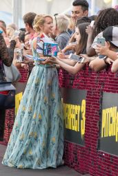 Anna Camp At Australian Premiere of Pitch Perfect 3 in Sydney, Australia