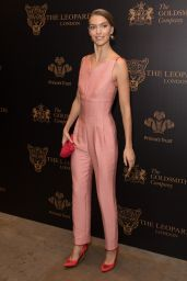 Arizona Muse At Leopard Awards in Aid of the Prince