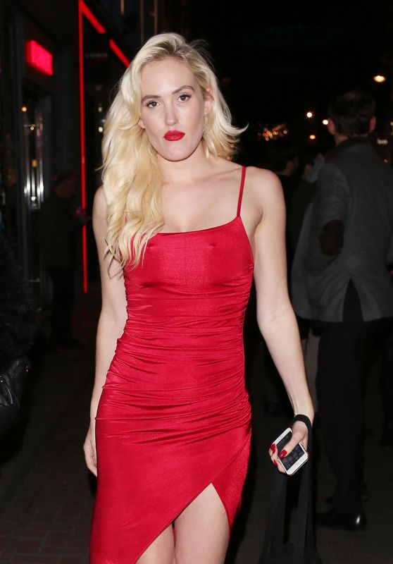 Betsy At Nasty Gal store launch, London, UK