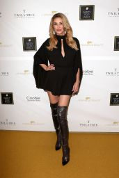 Brandi Glanville At PartyPopPost luxe shopping event at The Peninsula Beverly Hills