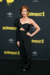 Brittany Snow At Australian Premiere of Pitch Perfect 3 in Sydney, Australia