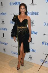 Camila Alves At Ocean Drive Magazine November Cover Party in Miami Beach