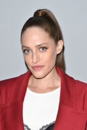 Carly Chaikin At NBCUniversal