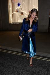 Cressida Bonas Spotted in London