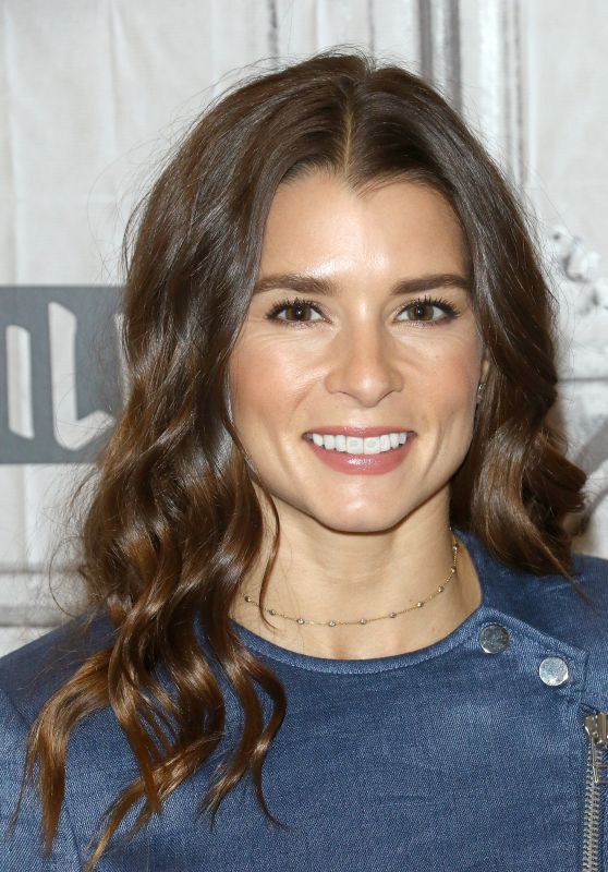 Danica Patrick Visits the Build Series to discuss