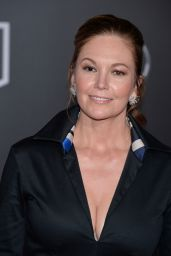 Diane Lane At Justice League premiere in Los Angeles