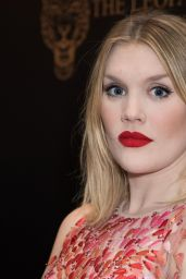 Emerald Fennell At The Leopard Awards in Aid of The Prince