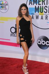 Erin Lim At 2017 American Music Awards at Microsoft Theater in Los Angeles