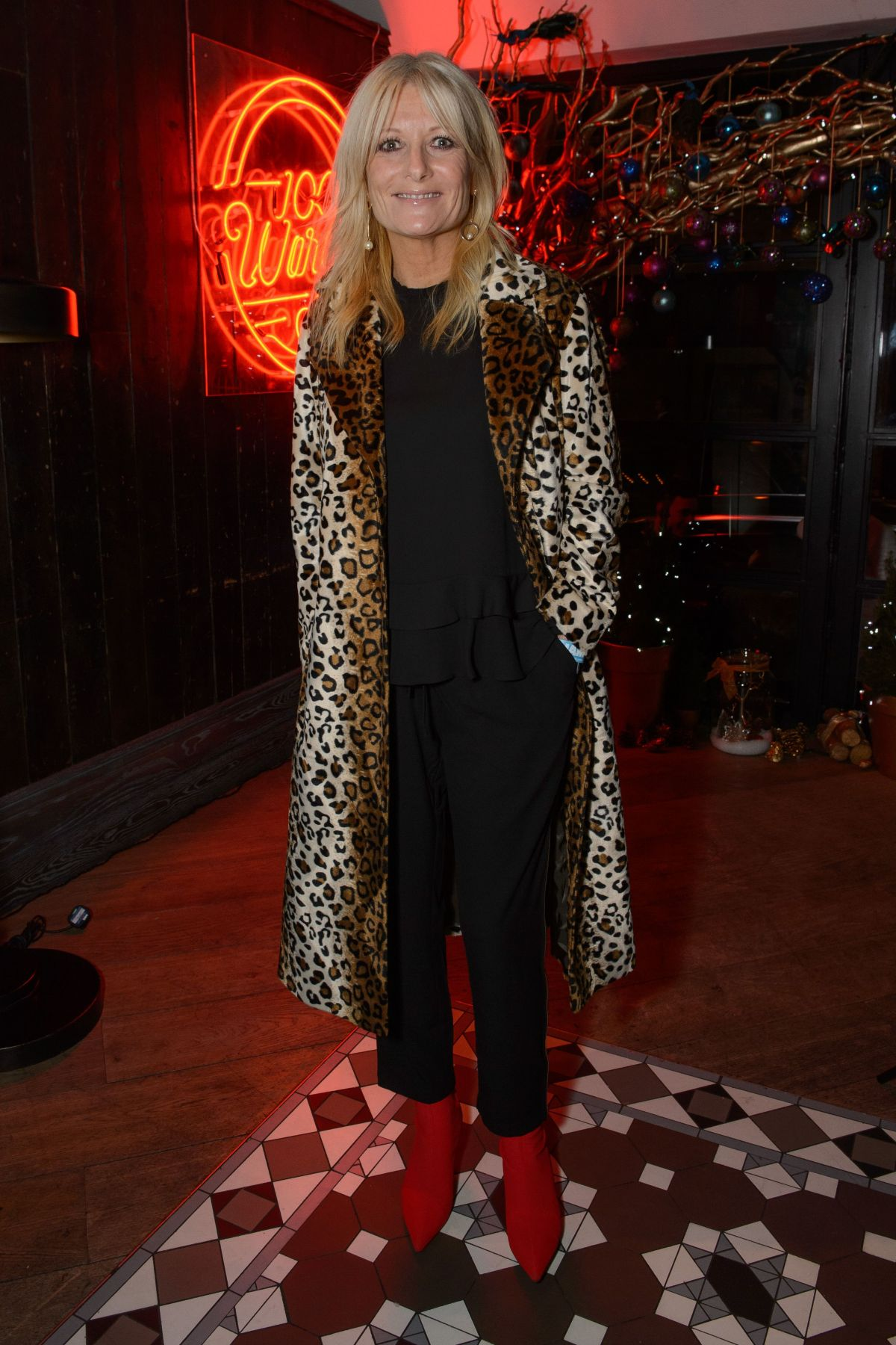 94a692f972 Gaby Roslin At  Everybody s Talking About Jamie  press night