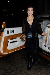 Helen McCrory At Leopard Awards in Aid of the Prince