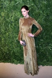 Hilary Rhoda At 14th Annual Cfda/Vogue Fashion Fund Awards in New York