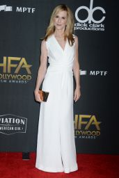 Holly Hunter At 21st Annual Hollywood Film Awards in Los Angeles