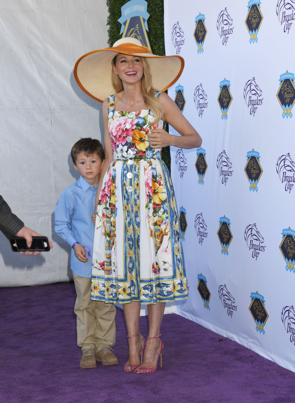 Jewel Kilcher At 2017 Breeders Cup World Championships