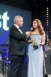 Karren Brady At 40th Annual Irish Post Awards, held in the Great Room at the Grosvenor House Hotel on Park Lane, London