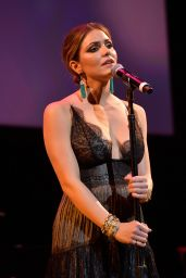 Katharine McPhee At SAG-AFTRA Foundation Patron of the Artists Awards in Beverly Hills
