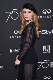 Kathryn Newton At HFPA and InStyle celebrate Golden Globe Season in Los Angeles