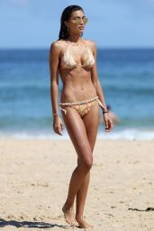Kelly Gale On Bondi Beach in Sydney