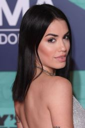 Lali Esposito At MTV EMAs 2017 held at The SSE Arena, Wembley in London