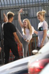 Lindsay Arnold In Los Angeles