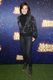 Luann de Lesseps At Broadway Opening Night of