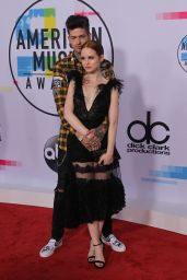 Madelaine Petsch At 2017 American Music Awards in LA