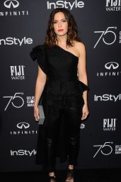 Mandy Moore At HFPA and InStyle celebrate Golden Globe Season in Los Angeles