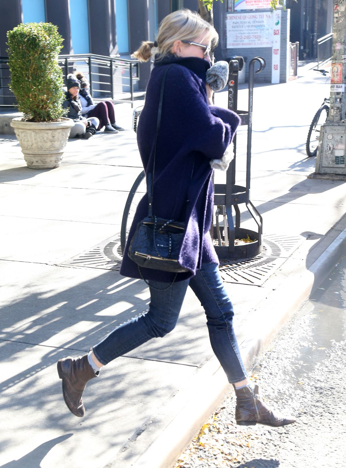 Naomi Watts Out and about in New York City