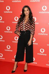 Roxie Nafousi At Vodafone Passes Launch in London