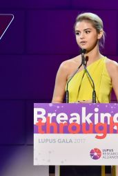 Selena Gomez At Lupus Research Alliance 'Breaking Through
