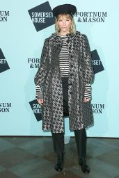 Sienna Guillory At Skate at Somerset House VIP Launch Party in London