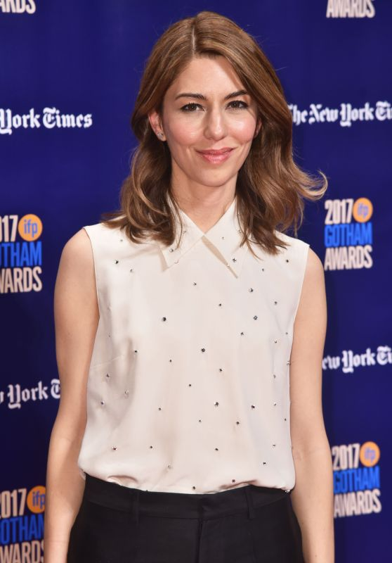 Sofia Coppola At 27th Annual Gotham Independent Film Awards, New York
