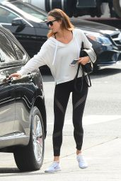 Stacy Keibler Out in West Hollywood