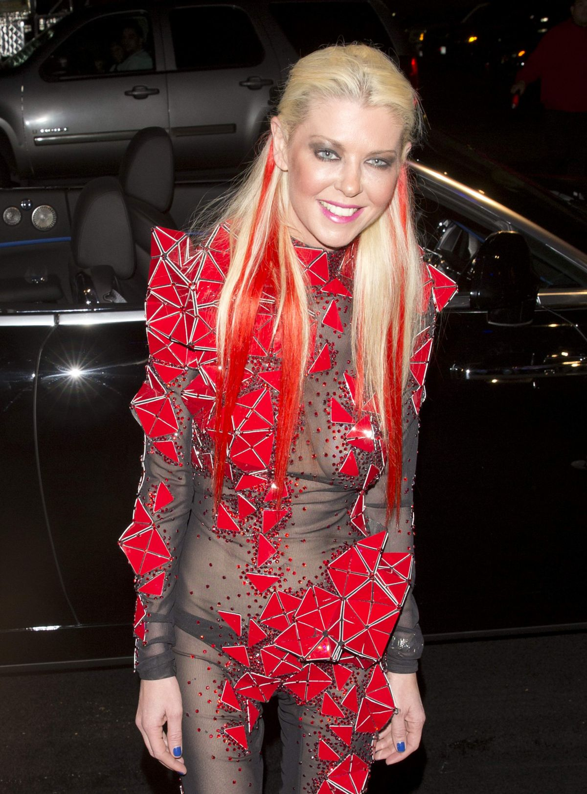 Tara Reid Arrives to Treats Magazine Halloween Party in LA