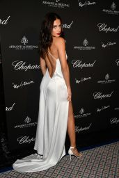 Adriana Lima At Creatures Of The Night Late-Night Soiree in Miami Beach