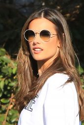 Alessandra Ambrosio Out and about in Los Angeles