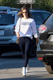 Alessandra Ambrosio Out shopping in Brentwood