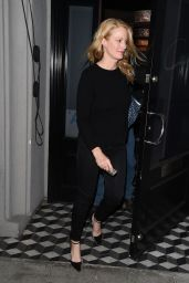 Alison Eastwood Is seen out and about in Los Angeles, California