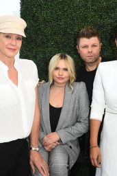 Alli Simpson At Lyda Beauty Launches Cleopatra Cat Eye Stamp at Ivory on Sunset at Mondrian - Los Angeles