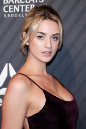 Allie Ayers At Sports Illustrated Sportsperson of the Year 2017 Awards in New York