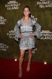 Aly Raisman At Sports Illustrated Models Bungalow Party Held at the W Hotel South Beach in Miami
