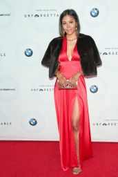 Amerie At 16th Annual Unforgettable Gala at The Beverly Hilton Hotel in Los Angeles