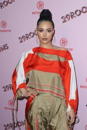 Anabelle Acosta At Refinery29 29Rooms Los Angeles Turn It Into Art at ROW DTLA in Los Angeles