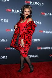 Andra Day At 11th Annual CNN Heroes An All-Star Tribute, New York