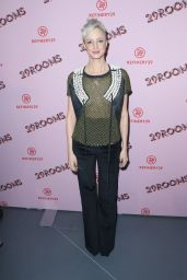 Andrea Riseborough At Refinery29 29Rooms Los Angeles Turn It Into Art at ROW DTLA in Los Angeles