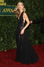 Annabelle Wallis At London Evening Standard Theatre Awards in London